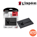 Kingston A400 SSD SATA 3 120GB (3 Years Warranty)